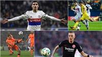 10 tài năng trẻ mới nổi xuất sắc nhất châu Âu mùa giải 2017-18