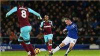 Top 10 bàn thắng đẹp nhất Ngoại hạng Anh mùa giải 2017-18