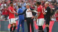 TIN HOT M.U 20/5: Thay máu hàng thủ bằng sao Besiktas và Atletico. HLV Mourinho tìm ra người thay Rui Faria