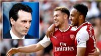 Unai Emery đã phác thảo lối chơi và chuyển nhượng rất rõ ràng cho Arsenal