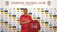 CHÍNH THỨC: Liverpool bất ngờ mua Fabinho từ Monaco với giá 45 triệu bảng