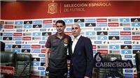 Fernando Hierro nói gì khi 'bỗng nhiên' được nắm Tây Ban Nha đá World Cup?