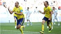 Thụy Điển 1-0 Hàn Quốc: Chiến thắng nhờ VAR