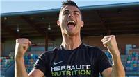 Herbalife Nutrition tiếp tục là nhà tài trợ dinh dưỡng chính thức cho Cristiano Ronaldo