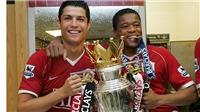 Patrice Evra: 'Đừng dại mà nhận lời về nhà Ronaldo ăn trưa'