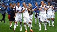 Link xem TRỰC TIẾP Nigeria vs Iceland, bảng D World Cup. TRỰC TIẾP VTV6