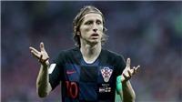 Pháp vs Croatia: Modric sẵn sàng đổi 4 danh hiệu Champions League lấy Cúp vàng thế giới