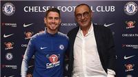 CẬP NHẬT TỐI 14/7: Chelsea ra mắt HLV Maurizio Sarri và Jorginho. Ronaldo gặp rắc rối trước ngày ra mắt Juventus