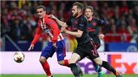 Atletico Madrid 1-1 Arsenal (luân lưu 3-1): Pháo thủ chưa thể đòi món nợ Europa League