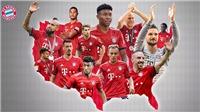 Video clip highlights bàn thắng Bayern Munich 2-3 Man City: Bernardo Silva tỏa sáng, Man xanh ngược dòng ngoạn mục