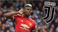CHUYỂN NHƯỢNG M.U 31/7: Pogba vẫn muốn trở lại Juventus. Vụ Maguire bất ngờ gặp khó