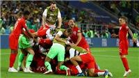 Colombia 1-1 (pen 3-4) Anh: Tam Sư chiến thắng bằng penalty, giành vé vào tứ kết!