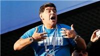 Maradona: 'Trận Anh thắng Colombia là một vụ cướp trắng trợn'