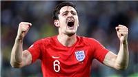 Phát sốt với hành trình trở thành ngôi sao World Cup của Harry Maguire