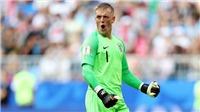 Jordan Pickford xứng đáng là thủ môn hay nhất World Cup 2018 cho tới lúc này