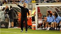Guardiola: 'Cảm ơn Juergen Klopp, ông rất tử tế'