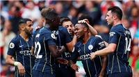 Arsenal 0-2 Man City: Khởi đầu thuận lợi của nhà ĐKVĐ!