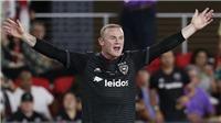 Wayne Rooney ghi 'siêu phẩm' sút phạt, lập cú đúp đầu tiên tại MLS