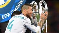 Sergio Ramos 'phản pháo', mỉa mai Klopp là chuyên gia thất bại