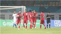 TIẾT LỘ: Bùi Tiến Dũng, Quang Hải từng đánh bại một nửa đội hình U23 Bahrain