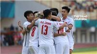 Các bàn thắng của U23 Việt Nam tại vòng bảng ASIAD 2018 đến từ đâu?