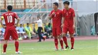 U23 Việt Nam vs U23 Bahrain: Xuân Trường đá chính, Công Phượng dự bị