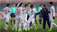 Xem lại trận đấu U23 Việt Nam biến U23 Syria thành 'bại tướng' ở VCK U23 châu Á 2018