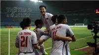 Truyền thông châu Á gọi U23 Việt Nam là 'kẻ huỷ diệt' của bóng đá Tây Á