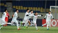 U23 Việt Nam vs U23 Hàn Quốc: Lịch sử đối đầu đứng về người Hàn Quốc