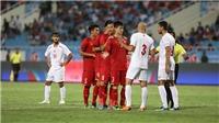 Xem U23 Việt Nam dàn xếp đá phạt góc kiểu 'Đoàn tàu tình yêu' của tuyển Anh