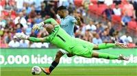 Man City 2-0 Chelsea: Kun Aguero lập cú đúp, Man City giành Siêu cúp Anh