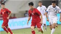 Video clip highlights bàn thắng U23 Việt Nam 1-1 U23 Uzbekistan