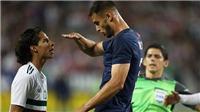 Cầu thủ Chelsea gây sốc khi chế giễu chiều cao của đối thủ