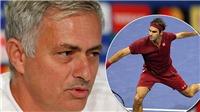 Mourinho muốn M.U học hỏi Roger Federer, loại Valencia vì mặt sân của Young Boys