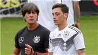 Arsenal ngăn cản ĐT Đức nói chuyện với Mesut Oezil