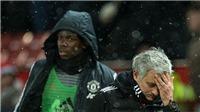 M.U: Chi tiết 17 lần mâu thuẫn giữa Mourinho và Pogba trong 2 năm