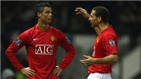 Cristiano Ronaldo nói gì khi bị đồng đội chê không giỏi bằng Messi?