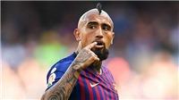 Barcelona: 'Arturo Vidal đã không tôn trọng đồng đội, HLV và CLB'