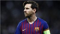 Lộ điều khoản khiến Barcelona sắp mất trắng Messi
