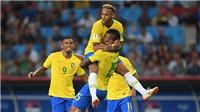 Xem TRỰC TIẾP Brazil vs Argentina (0h45, 17/10) ở đâu?