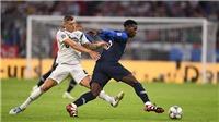 Xem TRỰC TIẾP Pháp vs Đức (1h45, 17/10) ở đâu?