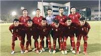 Xem TRỰC TIẾP U19 Việt Nam vs U19 Jordan (16h00, 19/10)