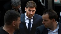 Leo Messi thua kiện, bị tố cáo dùng tiền quỹ từ thiện để gian lận tài chính