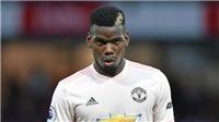 M.U: Pogba bị cấm trả lời báo chí sau những mâu thuẫn với Mourinho