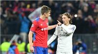ĐIỂM NHẤN CSKA Moscow 1-0 Real Madrid: Luzhniki vẫn là nỗi ám ảnh. Sai lầm tai hại của Kroos