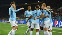 Video clip bàn thắng Shakhtar Donetsk 0-3 Man City: Ngôi đầu bảng cho 'Man xanh'
