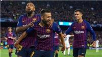 Video clip Barcelona 2-0 Inter: Không Messi, không vấn đề, Barca sẵn sàng cho Kinh điển