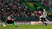 ĐIỂM NHẤN Sporting 0-1 Arsenal: Bản lĩnh Emery và cột mốc lịch sử cho Pháo thủ