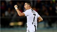 VIDEO: Ngả mũ thán phục trước 'cú nã đại bác' của Cristiano Ronaldo