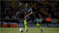 Man City ngày càng đáng gờm với nghệ thuật bóng tối của 'sát thủ' Fernandinho